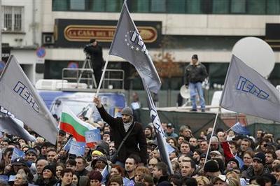 Analysis: Bulgarian crisis ill omen for struggling...
