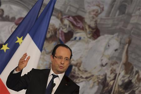 France says working with Nigeria, Cameroon on hostages