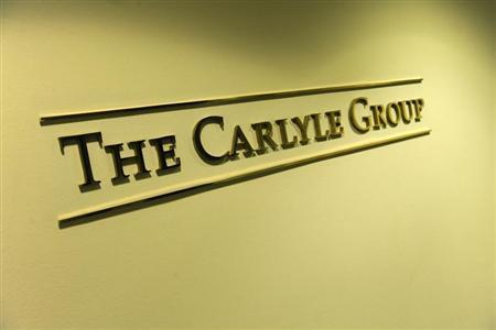Carlyle's earnings drop on lower asset sales