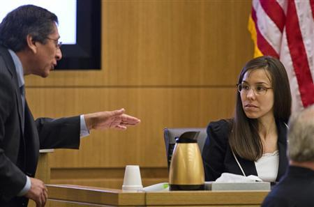 Prosecution depicts woman accused of Arizona murder as jealous liar