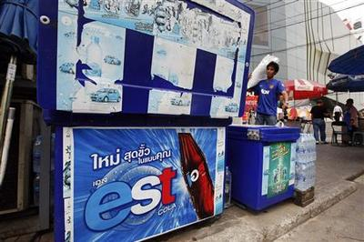 Pepsi suddenly scarce in Thailand after bottler...