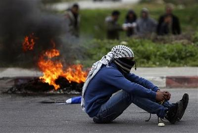 Israeli forces, Palestinians clash throughout West...
