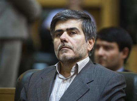 Head of Iran's Atomic Energy Organization Fereydoun Abbasi-Davani attends a conference to mark the martyrs of terrorism in Tehran. September 6, 2011. REUTERS/Morteza Nikoubazl REUTERS/Morteza Nikoubazl