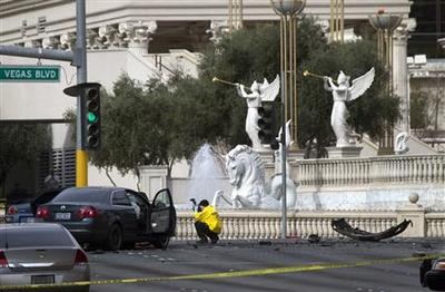 Suspect named in Las Vegas shooting that killed...