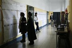 Voto, Viminale: affluenza Camera 74,35% contro 77,24% del 2008. REUTERS/Yara Nardi