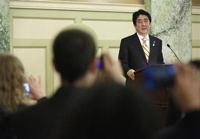 Abe's nominees suggest split leadership for split board