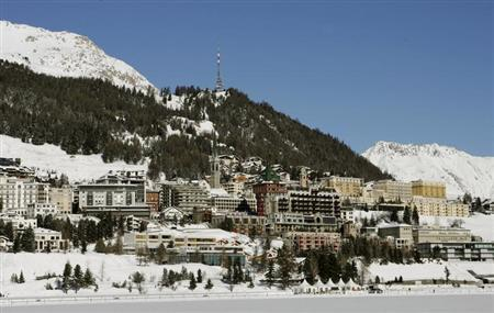 Glitzy St Moritz, Davos fret over the cost of Olympic bid