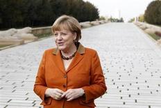 La cancelliera tedesca Angela Merkel. REUTERS/Umit Bektas
