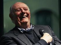 Il premio Nobel per la Letteratura Dario Fo. REUTERS/Alessandro Garofalo