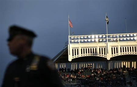 N.Y. police find dismembered body near Yankee Stadium