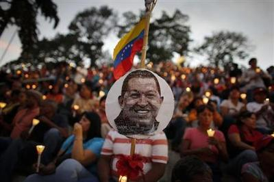 Most Venezuelans think Chavez will recover: poll