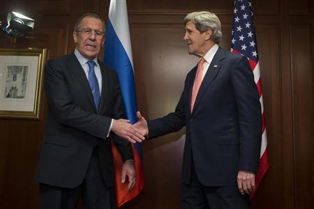 Russia wants U.S. to urge Syria rebels into peace talks