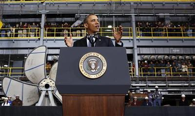 Immigrants freed, Obama cites Navy threat as cuts loom