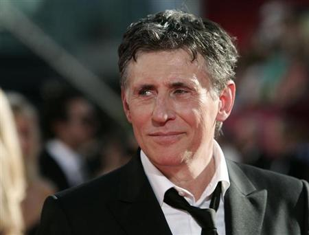 Irish actor Gabriel Byrne arrives at the 61st annual Primetime Emmy Awards in Los Angeles, California September 20, 2009. REUTERS/Danny Moloshok/Files