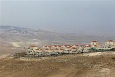 A view shows the West Bank Jewish settlement of Maale Adumim near Jerusalem in this picture taken December 4, 2012. REUTERS/Ammar Awad