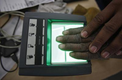 Getting an Aadhaar card