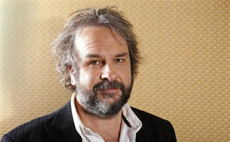 Director Peter Jackson poses for a portrait while promoting his film ''The Hobbit: An Unexpected Journey'' in New York, December 7, 2012. REUTERS/Carlo Allegri