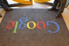 Le patron de Google France Jean-Marc Tassetto a décidé de quitter le groupe. Le nom de son successeur sera annoncé ultérieurement, a précisé une porte-parole. /Photo d'archives/REUTERS/Jacques Brinon/Pool