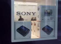 Sony vise la troisième place sur le marché mondial des smartphones, derrière Apple et Samsung, se mettant ainsi en concurrence avec les chinois Huawei et ZTE, déterminés à conserver leur place de numéro trois et quatre du secteur. /Photo d'archives/REUTERS/Tobias Schwarz