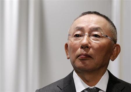 3月4日、米経済誌フォーブスが発表した2013年版の世界長者番付で、ファーストリテイリングの柳井会長(写真)が日本人最高位の66位となり、フェイスブックのザッカーバーグCEOと並んだ。昨年12月、都内で撮影(2013年 ロイター/Yuriko Nakao)