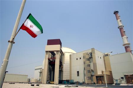 A general view of Bushehr nuclear power plant, 1,200 km (746 miles) south of Tehran, August 21, 2010. REUTERS/Raheb Homavandi