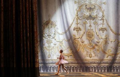 Inside the Bolshoi