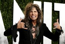 Steven Tyler attends the 2013 Vanity Fair Oscars Party in West Hollywood, California February 25, 2013. REUTERS/Danny Moloshok