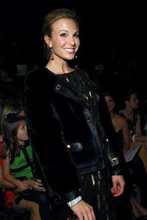 Elisabeth Hasselbeck attends the Milly by Michelle Smith Fall/Winter 2011 collection show during New York Fashion Week February 16, 2011. REUTERS/Eric Thayer