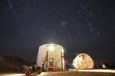 Mars Base Utah