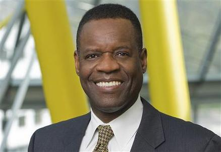 Kevyn Orr poses for a portrait in this undated handout photo courtesy of Jones Day law firm. REUTERS/Jones Day/Handout