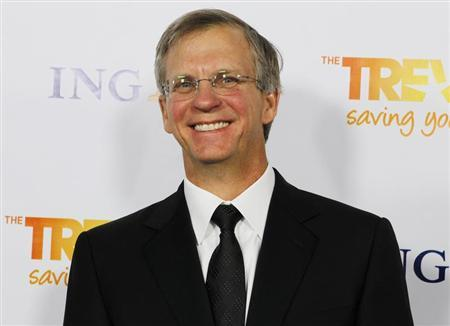 Alan Eustace, senior vice-president of engineering and research at Google Inc., arrives at The Trevor Project's ''Trevor Live'' fundraising dinner in Hollywood, California December 4, 2011. REUTERS/Fred Prouser