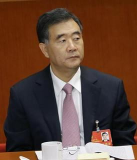 Wang Yang, Party Secretary of the Guangdong Province, attends the opening ceremony of the 18th National Congress of the Communist Party of China (CPC) at the Great Hall of the People, in Beijing November 8, 2012. REUTERS/Jason Lee/Files