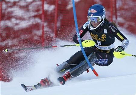 Alpine skiing: Shiffrin ends perfect season with...