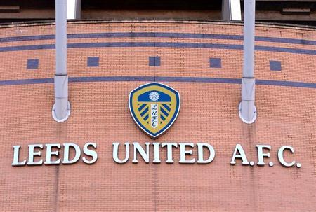 Leeds United's stadium at Elland Road, Leeds, March 19, 2004. REUTERS/Matthew Roberts