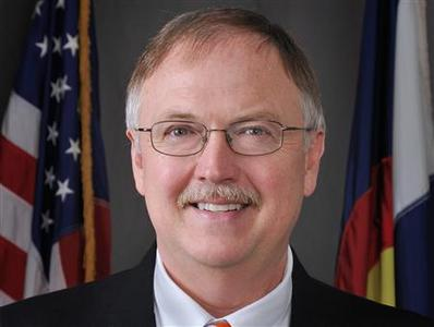 Tom Clements, the executive director of the Colorado Department of Corrections, is shown in this undated department photograph. REUTERS-Colorado Department of Corrections-Handout