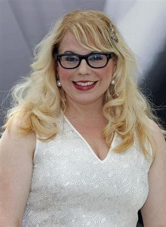 Cast member Kristen Vangsness poses during a photocall for the TV series ''Criminal Minds'' at the 52nd Monte Carlo Television Festival in Monaco June 12, 2012. REUTERS/Eric Gaillard