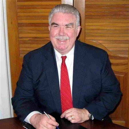 Kaufman County district attorney Mike McLelland is shown in this handout photo courtesy of the Kaufman County Texas District Attorney's Office March 31, 2013. REUTERS/Kaufman Country DA office/Handout