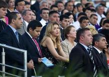 Гульнара Каримова, дочь президента Узбекистана, на праздновании Дня независимости в Ташкенте 31 августа 2012 года. Uzbekistan is marking the 21st anniversary of independence. Прокуратура Швеции изучает подозрения о том, что Telia заплатила за 3G-лицензию 2,3 миллиарда шведских крон ($352 миллиона) зарегистрированной на Гибралтаре компании Takilant Ltd, хотя знала, что за последней стоит старшая дочь президента Узбекистана Ислама Каримова Гульнара. REUTERS/Shamil Zhumatov.