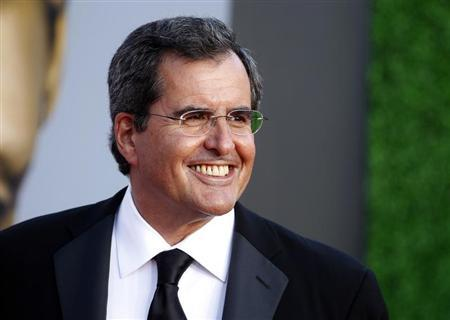 Peter Chernin, Founder, Chernin Entertainment, Inc., poses at the BAFTA Brits to Watch event in Los Angeles, California July 9, 2011. REUTERS/Fred Prouser