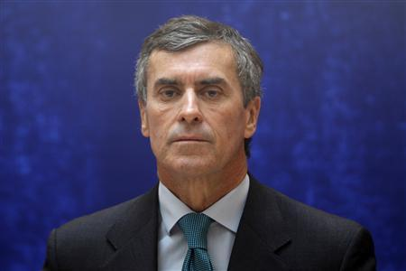 France's newly appointed Junior Budget Minister Jerome Cahuzac attends a handover ceremony in Paris May 17, 2012. REUTERS/Charles Platiau