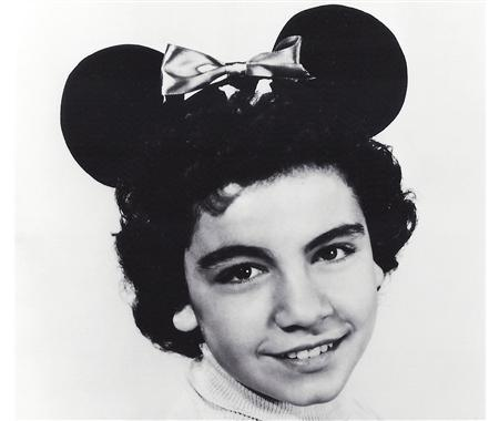 Actress Annette Funicello poses in this undated publicity photograph released to Reuters April 8, 2013. Funicello, America's girl next door who captured the innocence of the 1950s and 1960s as a Disney Mouseketeer and the star of beach party movies, died on Monday at age 70, the Walt Disney Co. said. REUTERS/Courtesy The Walt Disney Co./Handout