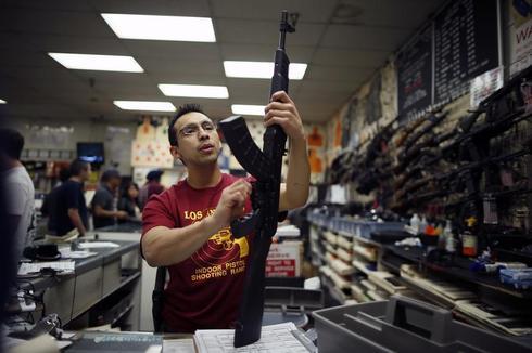 America's gun debate