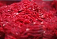 Minced horsemeat is seen at a horse butchery in Dortmund February 14, 2013. REUTERS/Ina Fassbender