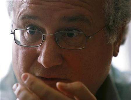 GianPietro Bordignon, India director of the U.N.'s World Food Programme, is interviewed by Reuters in New Delhi October 19, 2007. REUTERS/Vijay Mathur