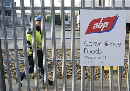 The ABP foods Dalepak Hambleton factory at Leeming Bar industrial estate, is seen in Northallerton, northern England January 16, 2013. REUTERS/Nigel Roddis