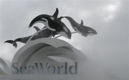 The SeaWorld amusement park is pictured in Orlando, September 3, 2009. REUTERS/Mathieu Belanger