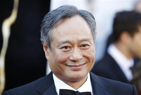 Ang Lee, best director nominee for his film ''Life of Pi'', arrives at the 85th Academy Awards in Hollywood, California February 24, 2013. REUTERS/Lucas Jackson/Files