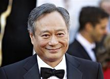 "Ang Lee, best director nominee for his film ""Life of Pi"", arrives at the 85th Academy Awards in Hollywood, California February 24, 2013. REUTERS/Lucas Jackson"