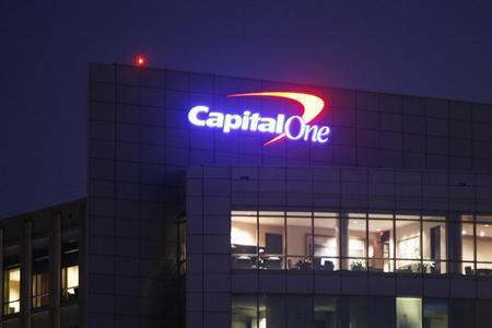 Capital One Financial Corp building is seen in McLean, Virginia, late July 21, 2010. REUTERS/Hyungwon Kang