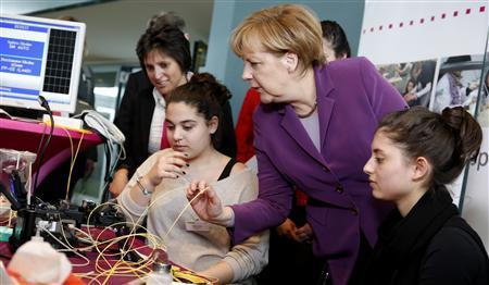 Germany rejects joint EU bank deposit scheme - Merkel | Reuters